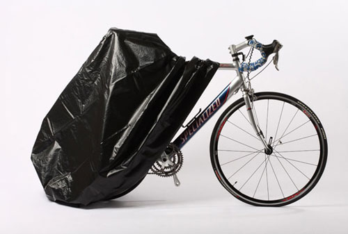 Zerust 84 in x 59 in Bicycle Cover with Plain Closure at Sears.com
